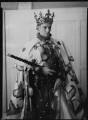 John Gielgud as Richard II, by Howard Coster - NPG x14532