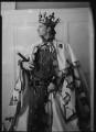 John Gielgud as Richard II, by Howard Coster - NPG x14533