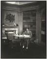Sir Philip Albert Gustave David Sassoon, 3rd Bt, by Howard Coster - NPG x15292