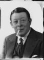 Sir (Edward) Seymour Hicks, by Howard Coster - NPG x20999