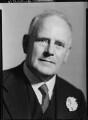 Sir William Joseph Jordan, by Howard Coster - NPG x23154