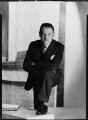 Somerset Maugham, by Howard Coster - NPG x23661