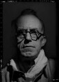 Alfred James Oakley, by Howard Coster - NPG x23956