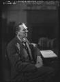 Sir (Leslie) Patrick Abercrombie, by Howard Coster - NPG x2401