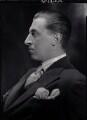 Sir Osbert Sitwell, by Howard Coster - NPG x24212