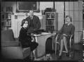 Beatrix Lehmann; (Rudolph) John Frederick Lehmann; Rosamond Nina Lehmann, by Howard Coster - NPG x24892