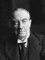 Stanley Baldwin, 1st Earl Baldwin, by Howard Coster - NPG x2694