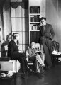 W.H. Auden; Christopher Isherwood; Stephen Spender, by Howard Coster - NPG x2948