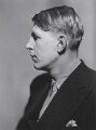 W.H. Auden, by Howard Coster - NPG x3092