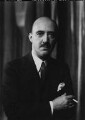 Henry Canova Vollam ('H.V.') Morton, by Howard Coster - NPG x3395