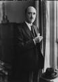 Henry Canova Vollam ('H.V.') Morton, by Howard Coster - NPG x3399
