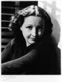 Bessie Love (née Horton), by Anthony Buckley - NPG x75907