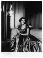 Pamela (née Wyndham-Quin), Lady Egremont, by Anthony Buckley - NPG x75966