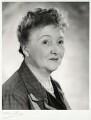 Dame Isobel Baillie, by Anthony Buckley - NPG x76225