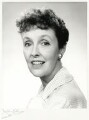 Joyce Grenfell, by Anthony Buckley - NPG x76240
