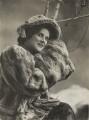 Edna May (Edna Pettie), by Bassano Ltd - NPG x83262