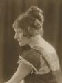 Cathleen Mary Nesbitt, by Bassano Ltd - NPG x83445