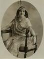 Elsie Forrest (Elsie Caroline (née Thompson), Maharani of Tikari), by Bassano Ltd - NPG x83492