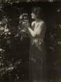 Ivy Tresmand, by Bassano Ltd - NPG x83501