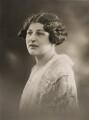 Lady Clare Annesley, by Bassano Ltd - NPG x83554