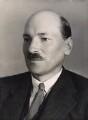 Clement Attlee, by Bassano Ltd - NPG x83557