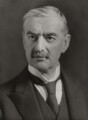 Neville Chamberlain, by Bassano Ltd - NPG x83575