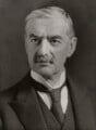 Neville Chamberlain, by Bassano Ltd - NPG x83575