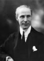 Sir (Norman Fenwick) Warren Fisher, by Bassano Ltd - NPG x83609