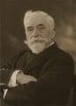 Sir Henry Mather Jackson, 3rd Bt, by Bassano Ltd - NPG x83647