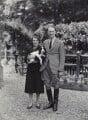 Mrs W.R. Jarvis; Ryan Jarvis, by Bassano Ltd - NPG x83671