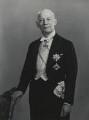 Sir (F. ) Michael Kroyer-Kielberg, by Bassano Ltd - NPG x83699