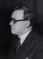 Herbert Stanley Morrison, Baron Morrison of Lambeth, by Bassano Ltd - NPG x83737