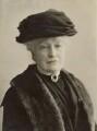 Mrs Herbert M. Morgan, by Bassano Ltd - NPG x83796