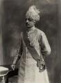Sir Sri Kanthirava Narasimharaja Wadiyar Bahadur, Yuvaraja of Mysore, by Bassano Ltd - NPG x83812