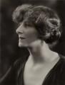 Marie Nixon, by Bassano Ltd - NPG x83857
