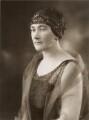 Princess Lubov Petrovna Troubetzkoy Obolensky, by Bassano Ltd - NPG x83878