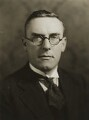Hon. Albert George Ogilvie, by Bassano Ltd - NPG x83884