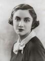 Princess Sylvia Amelia Laura Faucigny-Lucinge (née Regis de Oliveira), by Bassano Ltd - NPG x83893