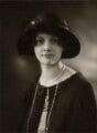 Lady Olga Katherine Godolphin Osborne, by Bassano Ltd - NPG x83906