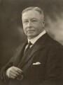 Sir George Stewart Abram, by Bassano Ltd - NPG x83913