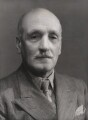 Charles George Ammon, 1st Baron Ammon, by Bassano Ltd - NPG x83924