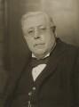 Sir Ernest Alfred Thompson Wallis Budge, by Bassano Ltd - NPG x83980