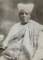 Amodu Tijani, Chief Oluwa of Lagos, by Bassano Ltd - NPG x84007