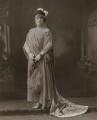 Mrs J. Hamilton Lewis, by Bassano Ltd - NPG x84034