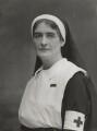 Sybil Frances (née Grey), Lady Eden, by Bassano Ltd - NPG x84125