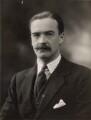 Sir Timothy Calvert Eden, 8th Bt, by Bassano Ltd - NPG x84148