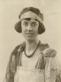 Janet Wardrop Moore (née Erskine), by Bassano Ltd - NPG x84174
