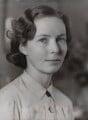 Patricia Erskine (née Norbury), by Bassano Ltd - NPG x84177
