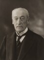 Sir Keith Alexander Fraser, 5th Bt, by Bassano Ltd - NPG x84183