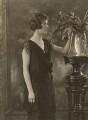 Miss E. Fyers, by Bassano Ltd - NPG x84201